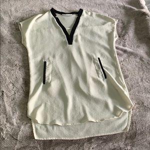 ASTR shirt dress